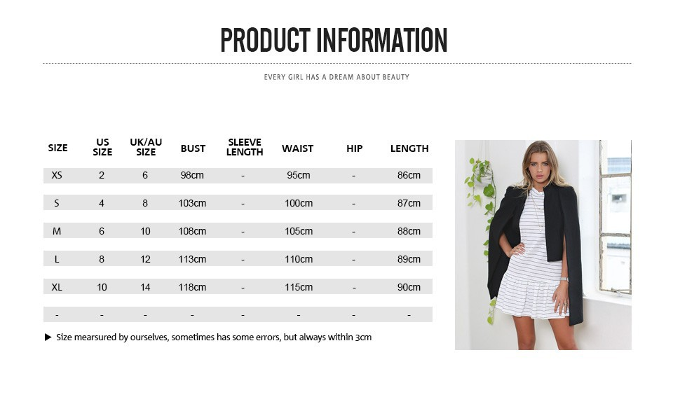 Eliacher Brand Chic Elegante Abrigo de lana para mujer Mezclas de - Ropa de mujer - foto 6