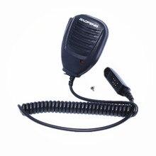 BAOFEN Водонепроницаемый портативный динамик/микрофон для Baofeng UV-XR A58 UV-9R плюс GT-3WP Retevis RT6 двухстороннее радио Walkie Talkie