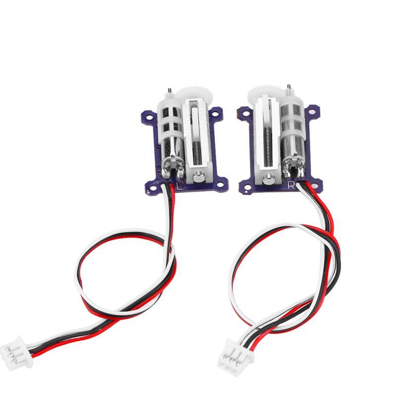 3,7-5 в RC сервопривод пластиковое нейлоновое зубчатое колесо цифровой Линейный сервопривод для RC ультра-микро авиационный самолет высокого к...