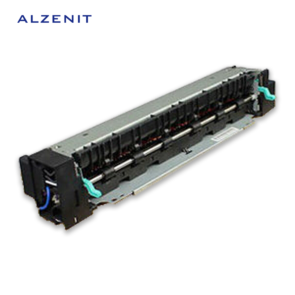ALZENIT For HP 5000 5100 Original Used Fuser Unit Assembly RM1-7060 RM1-7061 220V Printer Parts On Sale 2pcs set oem new for hp 5000 5100 fuser swing gear laserjet printer parts