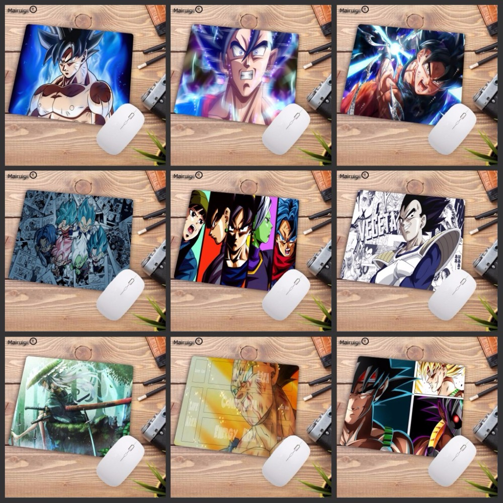 Mairuige Big Promotion New Design Dragon Ball Z Mouse Pad Gamer Play Mats Large Gaming Mouse Pad Speed Mouse Mat Keyboard Pad