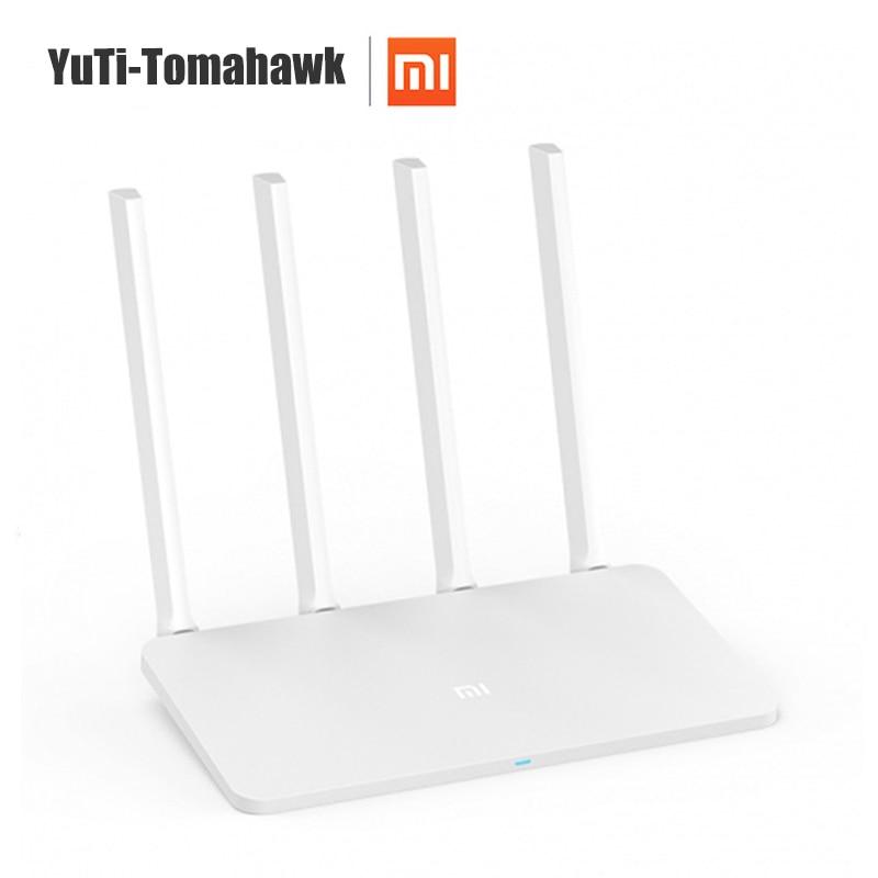 Originale Xiaomi Nuovo Router 3A 2.4G/5G 1167 mbps 64 MB di Memoria Dual Band Anti-sfregamento rete Estendere Wifi APP Controllo Router Roteador