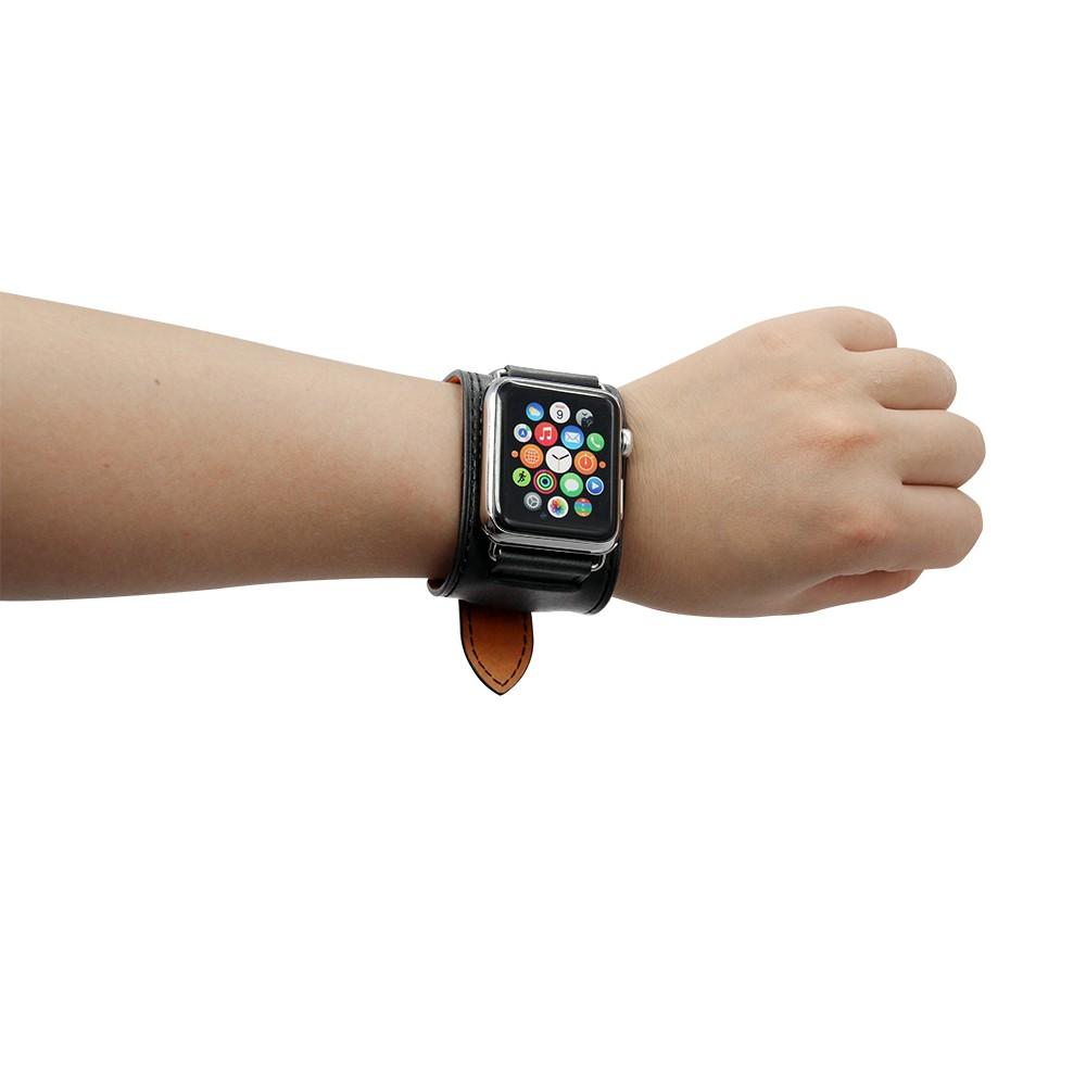 Apple Watch Cuff bracelet Black 2