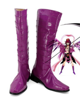 The Labyrinth of Magic Ren Kouha Cosplay Shoes Boots Cosplay Costume Accessories For Women Shoes Custom Made Halloween Party