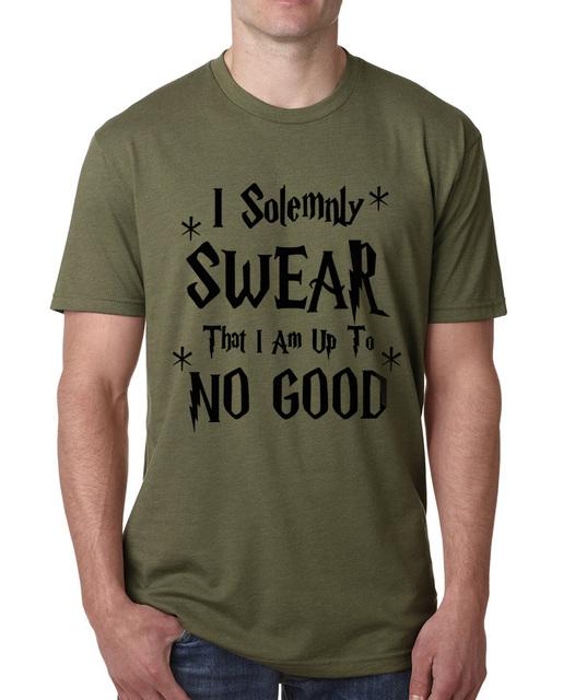 Funny Slogan Men T-Shirt
