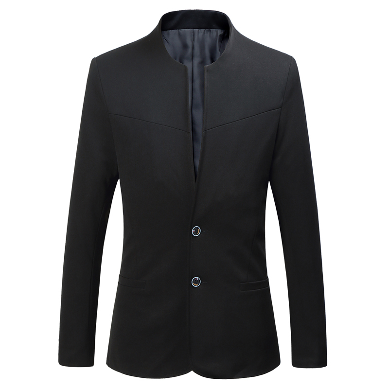High Quality Men Blazer Brand New Slim Fit Casual Business Suit Jackets Men Long Sleeve Plus Size Formal Wear Blazer Men Coats