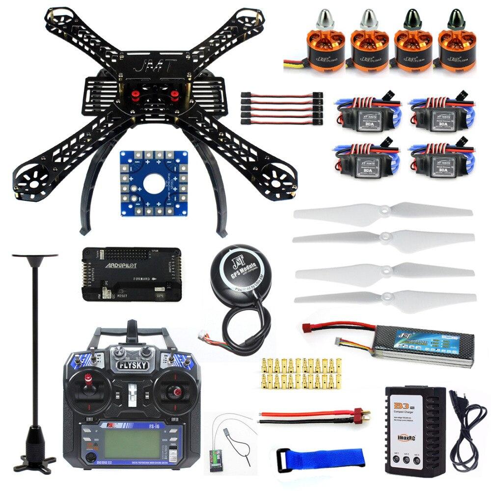 F14893-L BRICOLAGE RC Drone Quadricoptère Complet Kit RTF X4M380L Cadre Kit APM 2.8 GPS TX F14893-L