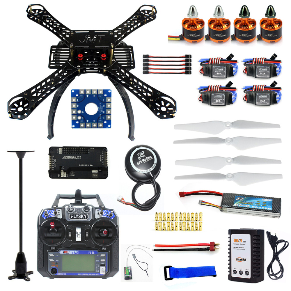 F14893-L DIY RC Drone Quadrocopter Full Kit RTF X4M380L Frame Kit Kit APM 2.8 GPS TX F14893-L diy rc drone quadrocopter rtf with x4m380l frame kit qq super fs i6 tx f14893 h
