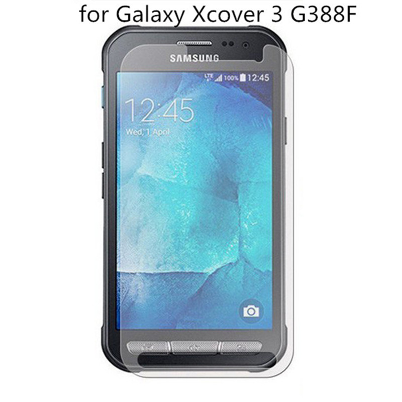 Tempered Glass For Samsung Galaxy Xcover 3 G388F G388 / Xcover 4 G390 G390F / Xcover3 Xcover4 Screen Protector Protective Film