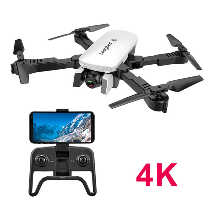 R8 drone 4K HD aerial camera quadcopter optical flow hover smart follow dual camera remote control helicopter with camera