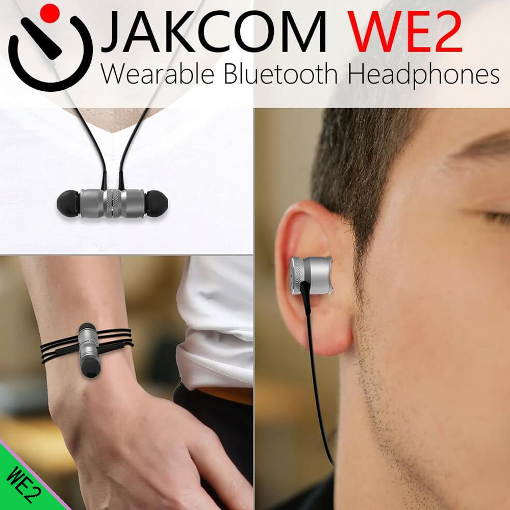 JAKCOM WE2 Smart Wearable Earphone Hot sale in Accessories as retropie geiger counters g29