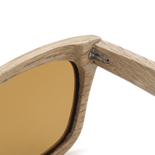 Polarized Handmade Wooden Men's Sunglasses