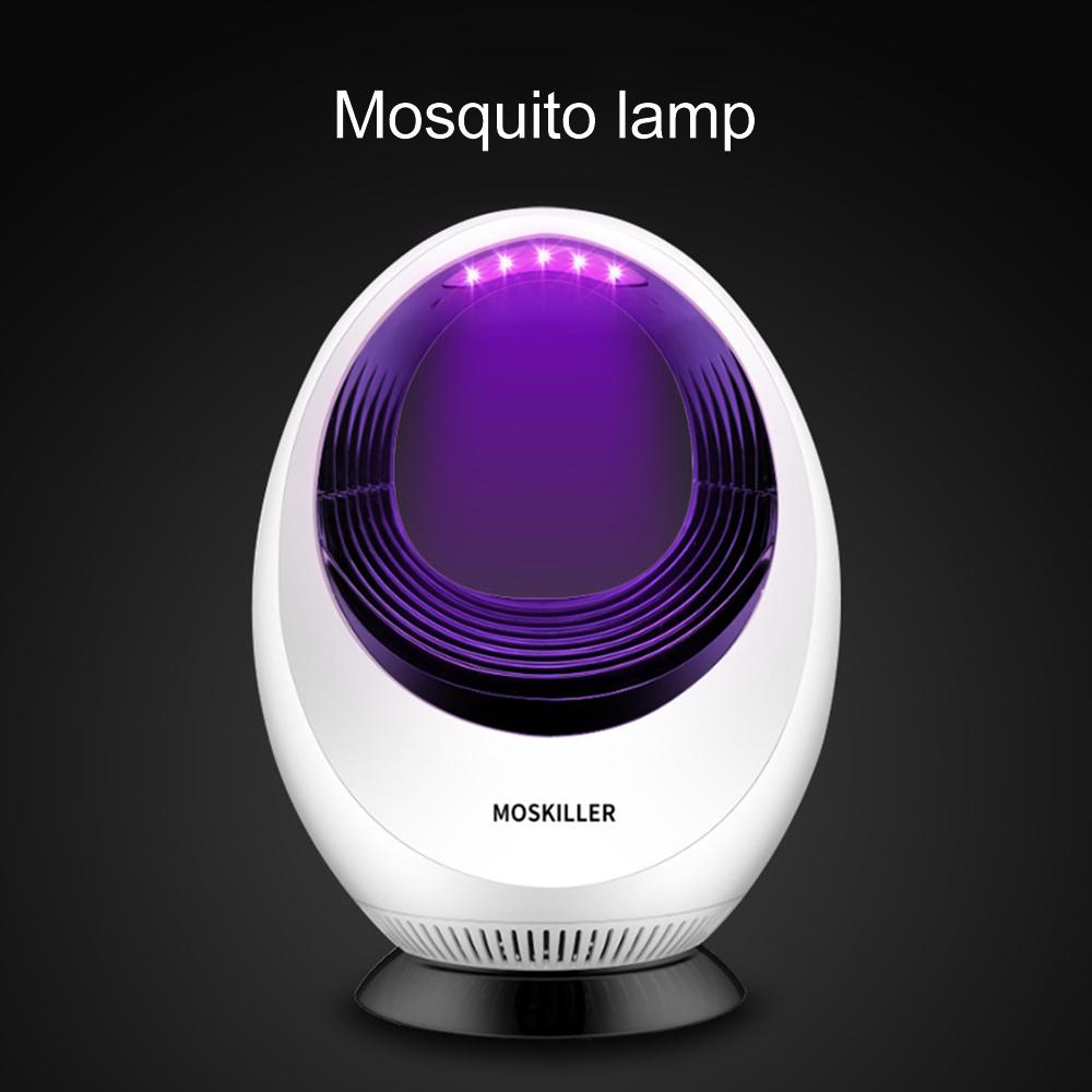 HTB1k5j.QpzqK1RjSZFvq6AB7VXaE - Photocatalyst Mosquito Killer Lamp LED Mosquito Trap Mute USB