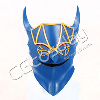 CGCOS Anime Cosplay PVC Prop Game Cos Overlord Demiurge Halloween Christmas Party