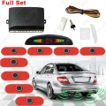 Car LED Display 8pcs 16.5mm Original Sensors Reverse Aid Backup Radar Parking Sensor System  #CA1360