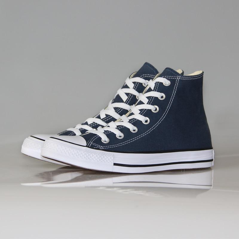 Nouveau Converse all star Chuck Taylor chaussures D'origine hommes femmes sneakers unisexe de Toile Planche À Roulettes Chaussures 102307 - 2