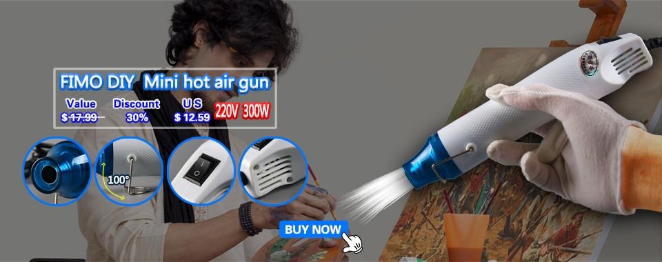 diy 300w hor air gun