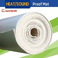 1 Roll 6sqm 240 X 40 Car Truck Heat Shield Reflective Muffler Sound Proof Deadener Insulation