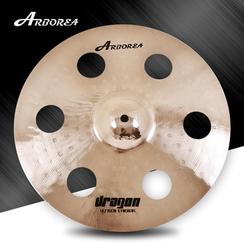 Arborea Cymbals Dragon Series B20 14'' 6 Ozone stacker cymbals 100% Handmade for Pop and Rock