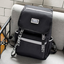 2019 New Student Bag Female Campus Fashion Shoulder Large Capacity Girl High School Korean Version Of The
