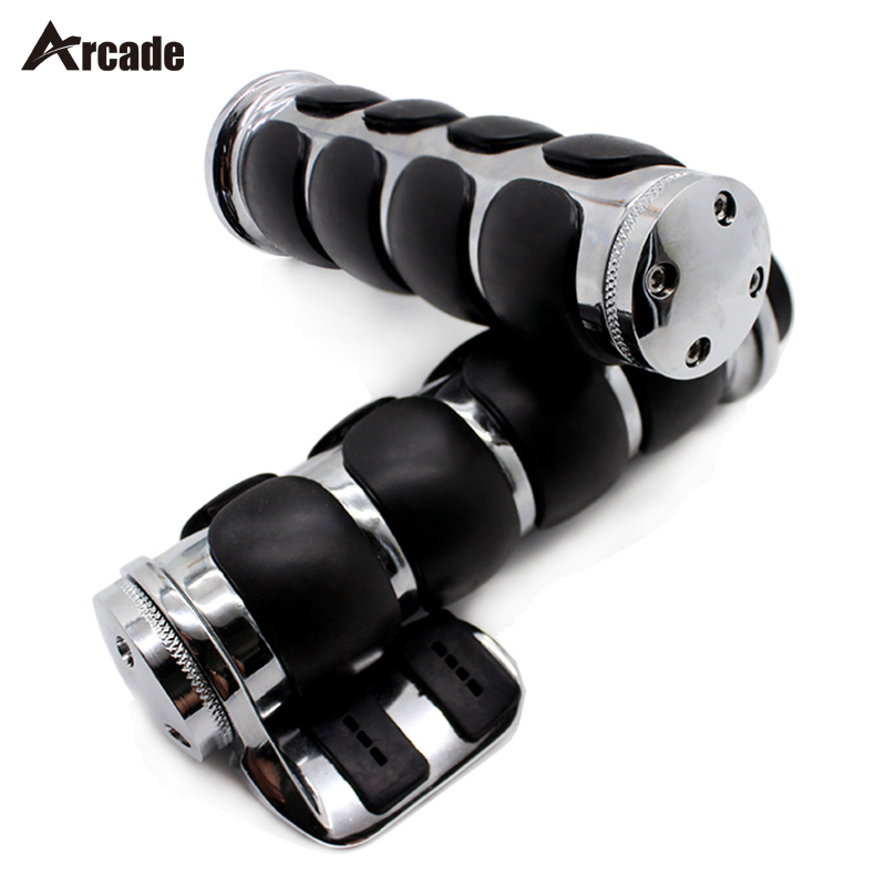 Nordson 22mm 25mm Motorcycle Grips Handlebar Hand Grip For Kawasaki Vulcan VN 900 1500 1600 Classic Suzuki Harley Honda Yamaha wholesale 160g set 60 platinum blonde 7a real hair brazilian clips in extensions real straight full head high quality