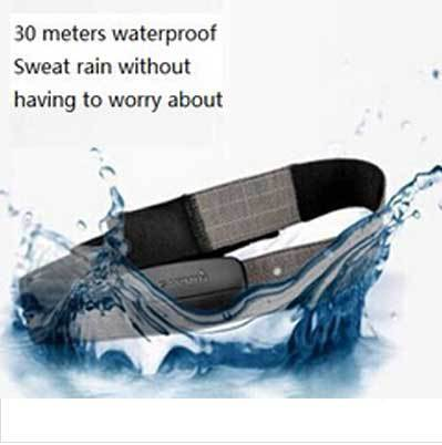 Original grarmin hrm-run heart rate belt Strap Heart Rate Monitor for forerunner 15/220/410/610/620/920XT Edge 500/510/800/810 slimming round neck 3d sky letter print short sleeve graphic t shirt for men