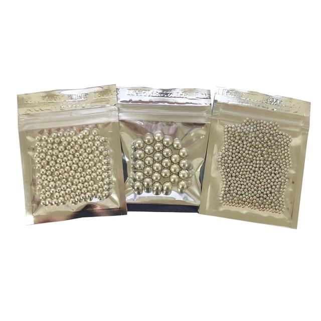 10g Piccole perline d'argento Commestibile perla ZUCCHERO PALLA fondente DIY di