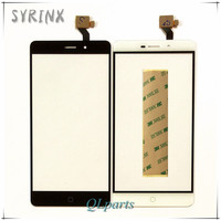Syrinx Tape For Elephone P9000 P9000 Lite Touch Screen Panel Digitizer Replacement Sensor For Elephone P9000