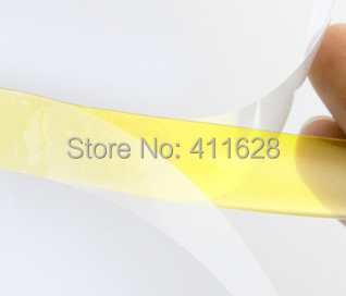 1x 10mm * 20 Meters 0.1mm Thick, High Temperature Resist, Double Sided Adhesive Tape, Polyimide Film for PCB SMT Switch Masking car pe masking film white 30 meters