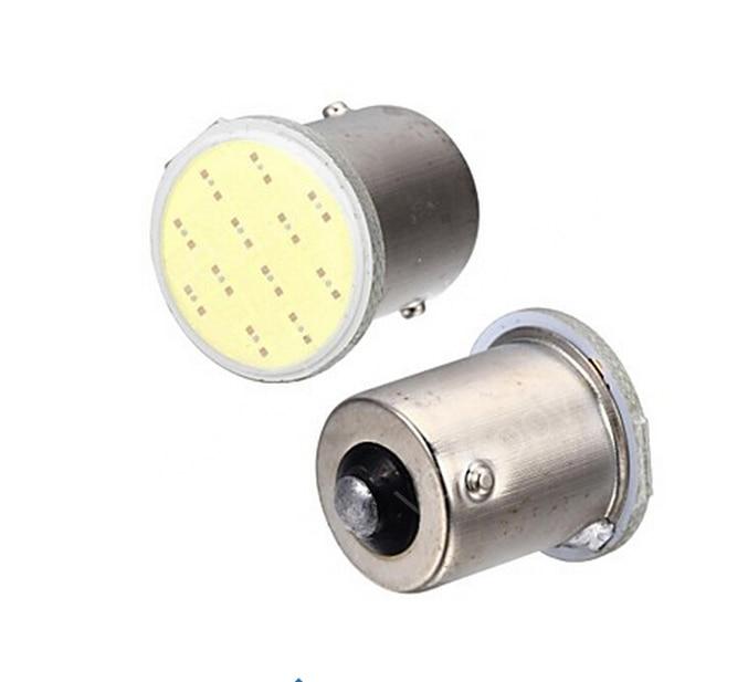 M65 Super Wit 1156 BA15S COB led-lampen RV Trailer Truck Interieur Licht 1073 ~ v