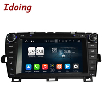 Idoing 2Din Android6 0 8 Core 2G 32G For Toyota Pius Left Car DVD Player Touch
