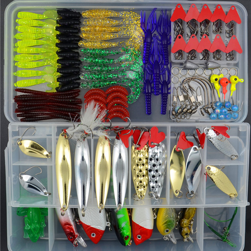 Wholesale fishing lures hard soft lures popper minnow vib for Bulk wholesale fishing tackle