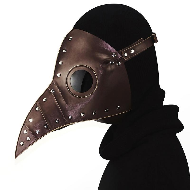 Halloween peste longs oiseaux docteur masque de bal masque Cosplay masque vapeur Punk