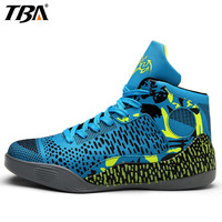 TBA Basketball Shoes For Women Men Breathable Sport Shoes Woman Man Brand Large Size 36 46