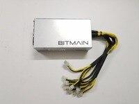 5 PCS BTC LTC DASH Power Supply BITMAIN APW7 12 1800 A3 1800W For ANTMINER S9 S9i S9j L3+ D3 A3 X3 T9 E3 Z9 Baikal X10 ETH PSU