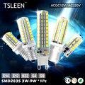 11.11 Big Sale +Cheap+ Ultrabright G4/G9/E12/E14/B15 LED Corn Bulb 12/220V Cool Warm White Lamp 24/ 32/ 40/ 48/ 64/ 72 80Leds