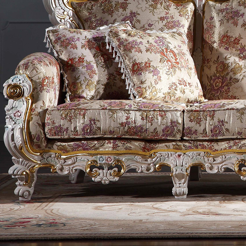 Morpheus Italian Sofa Furniture Living Room Sets