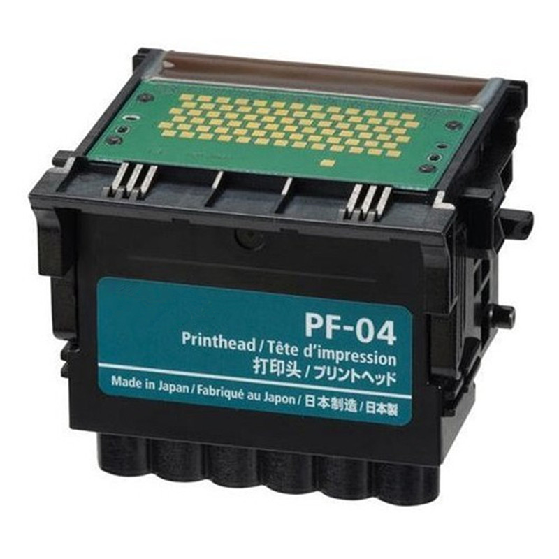 ORIGINAL NEW PF-04 Printhead Print Head for Canon iPF650 iPF655 iPF750 iPF755 iPF760 iPF765 iPF680 iPF685 iPF780 iPF785 for canon pf 04 printhead resetter for canon ipf750 ipf755 ipf650 ipf655 ipf680 ipf681 ipf685 ipf686 ipf760 ipf765 ipf780 ipf781