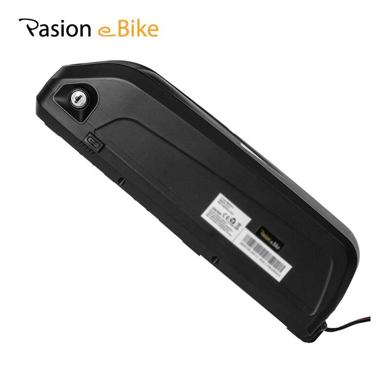 52 в E велосипед батарея 12.8AH LG 18650 Сотовый литий ионный Электрический велосипед батарея Hailong 52 в Электрический аккумулятор велосипед с 2A заряд