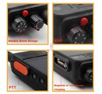 מכשיר הקשר סין Runbo K1 IP67 Waterproof טלפון מוקשח אנדרואיד Smartphone Quad Core DMR דיגיטלי VHF רדיו UHF PTT מכשיר הקשר GPS 4G LTE (5)