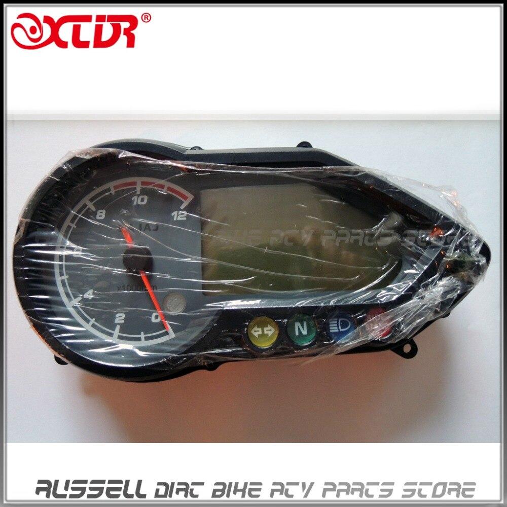 Electronic odometer speedometer Speedo electronic tachometer For BAJAJ Pulsar 180