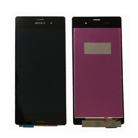AAA Quality For Sony Xperia Z3 D6603 D6653 L55t LCD Display With Touch Screen Digitizer Assembly