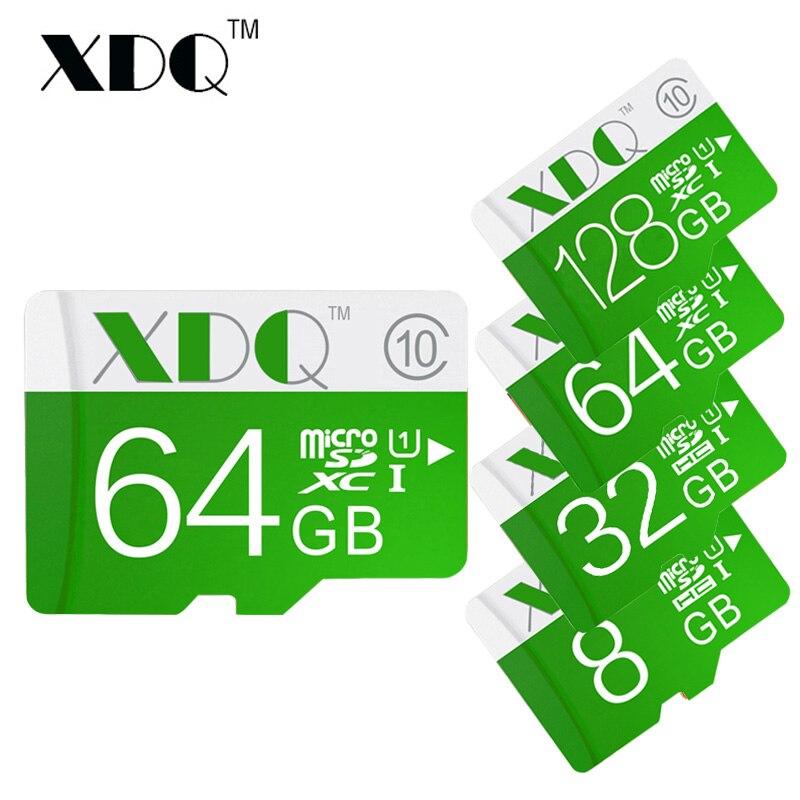 100% карта micro sd SDXC/SDHC 128 ГБ 64 ГБ/32 ГБ/16 ГБ/8 ГБ Памяти карты Class10 32 ГБ флэш-Памяти для Смартфонов/Таблетки