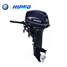 HIDEA Hot Selling Water Cooled 2-stroke 25 HP Marine Engine Outboard Motor For Boats  long shaft