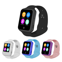 C88 Smart Watch Bluetooth Touch Screen Fitness Bracele in Android with Camera Sport Smart Phone Sync Intelligent Clock Anti-lost