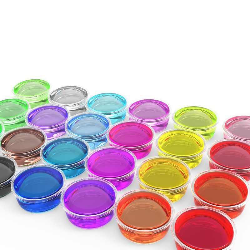50g, fruta de cristal, barro de arcilla de color magnético, lodo inteligente, caucho de plastilina, barro, plastilina, regalo para niños, Juguetes Divertidos
