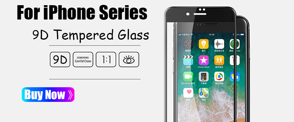9d NEW Tempered glass iphone