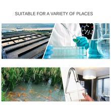 4 Digit Digital PH Temperature Meter High Accuracy ±0.05PH Waterproof Portable Handheld Water Quality Tester for Aquarium