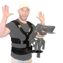 THANOS 5 кг нагрузочная камера видео шарнирный штатив жилет для Zhiyun crane 2 DJI Ronin s Moza aircross/2 Gimbal pk Tiffen Steadicam