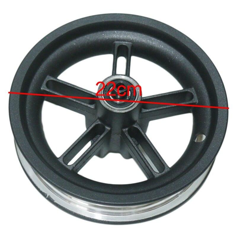 roda traseira para 8.5 polegadas xiaomi mijia m365 scooter elétrico